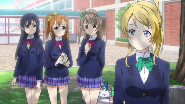 love live school idol project episode 1 watch on crunchyroll