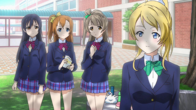 Love Live! School Idol Project Folge 1, May Our Dream Come True