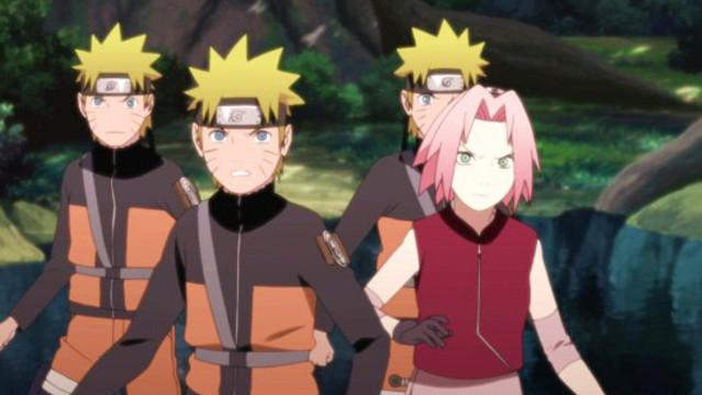 Naruto Shippuden: Power Episode 290, Power - Episode 1