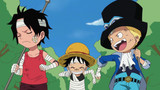 One Piece: Summit War (385-516) Episode 495