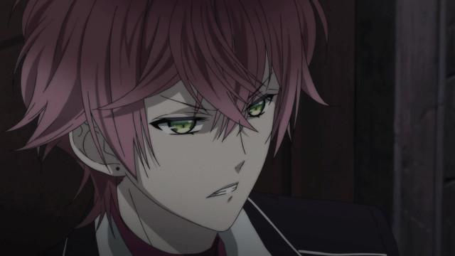 Watch Diabolik Lovers Episode 10 Online