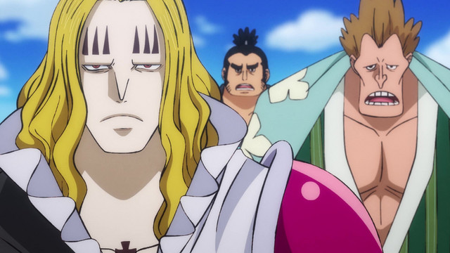 One Piece: WANO KUNI (892-Current) Episode 898, The