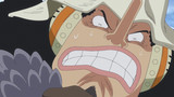 One Piece Episodio 600