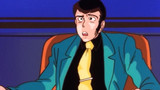 Lupin Caught in a Trap