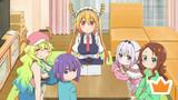 Miss Kobayashi's Dragon Maid (French Dub) Episode 10