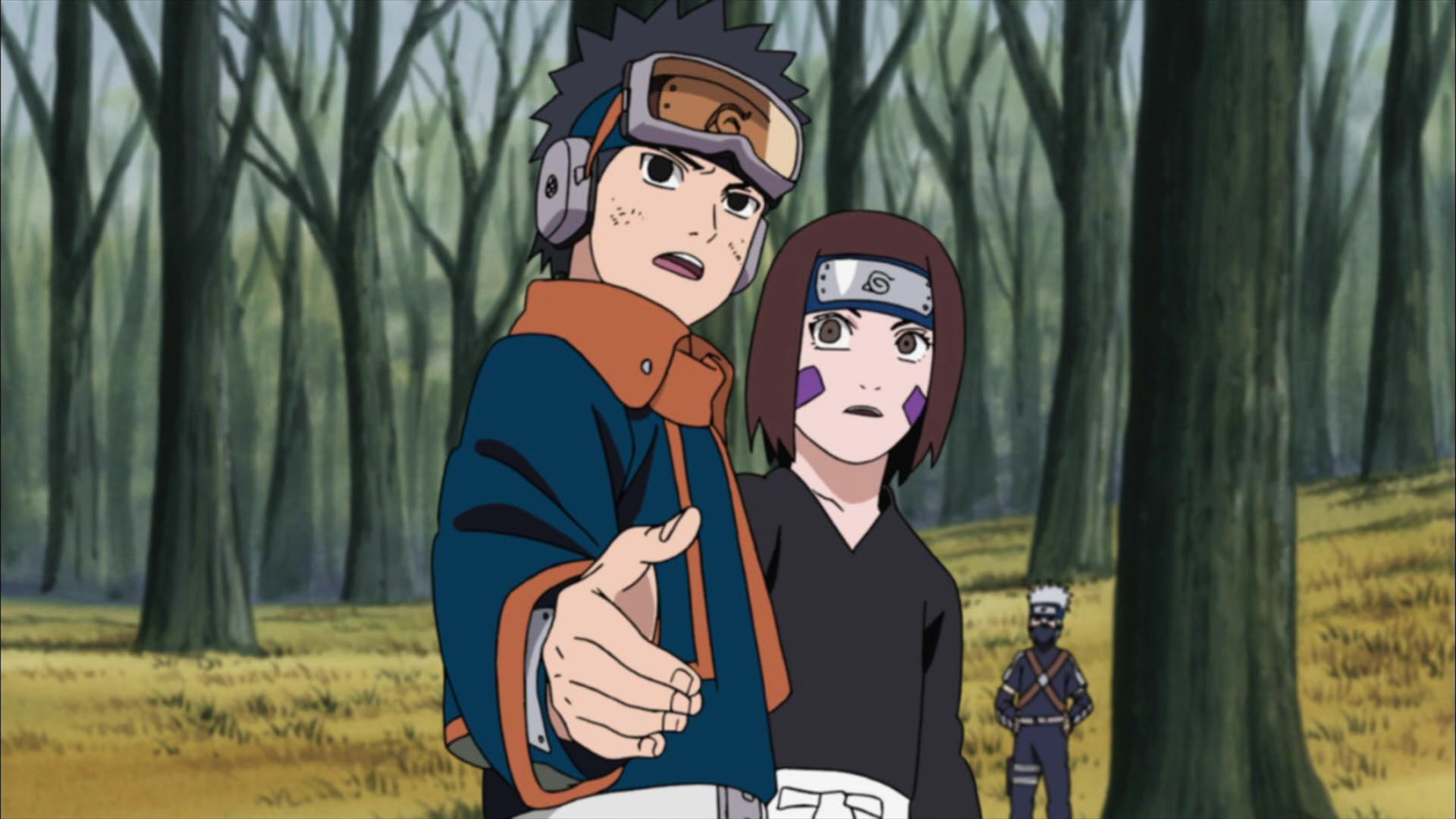 Naruto Shippuden: Season 17 Episode 387, The Promise That Was Kept