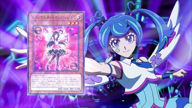 Yu-Gi-Oh! VRAINS Episode 17, Flawless AI Duelist, - Watch on Crunchyroll