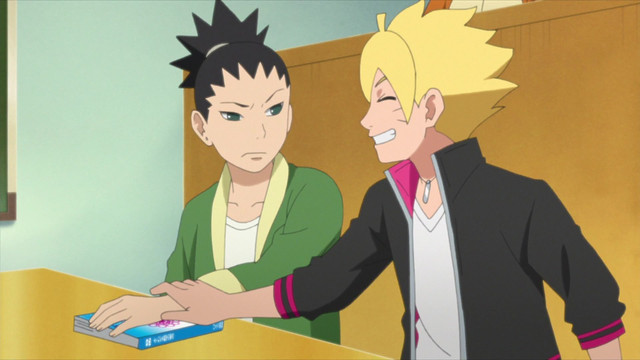 BORUTO: NARUTO NEXT GENERATIONS Episode 2, The Hokage's Son