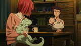 (Legendado) The Ancient Magus' Bride Episódio 2