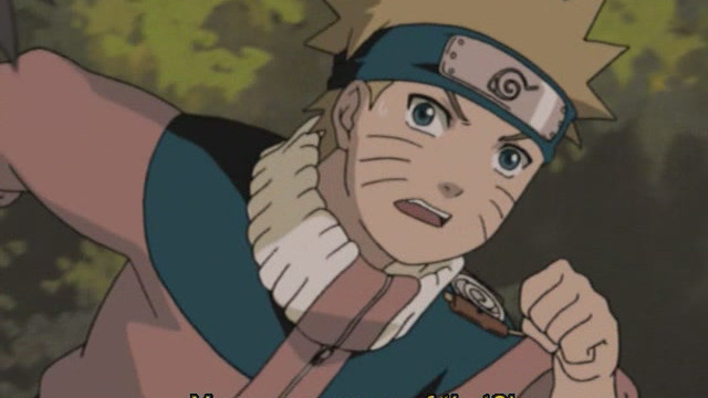 Naruto Season 6 Episode 150, A Battle of Bugs! The Deceivers