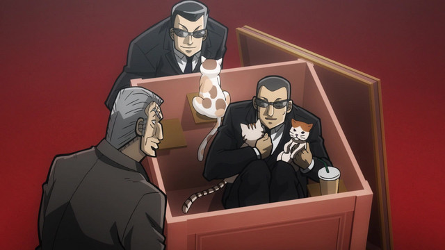Image result for Mr. Tonegawa: Middle Management Blues