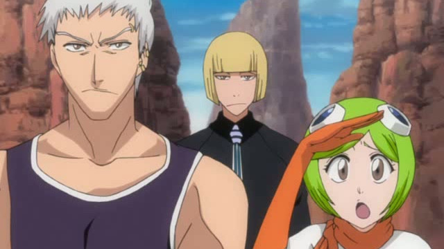 Bleach Season 6 Episode 128, Untitled, - Watch on Crunchyroll