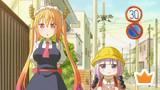 Miss Kobayashi's Dragon Maid (French Dub) Episode 4
