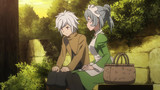 Is It Wrong to Try to Pick Up Girls in a Dungeon? Episódio 9
