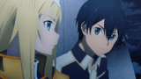 Sword Art Online Alicization Episodio 19