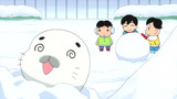 Goma-chan and the Snow