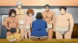 Hinomaru Sumo Episodio 5