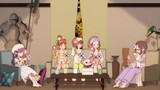 HIMOTE HOUSE: A share house of super psychic girls Episode 11