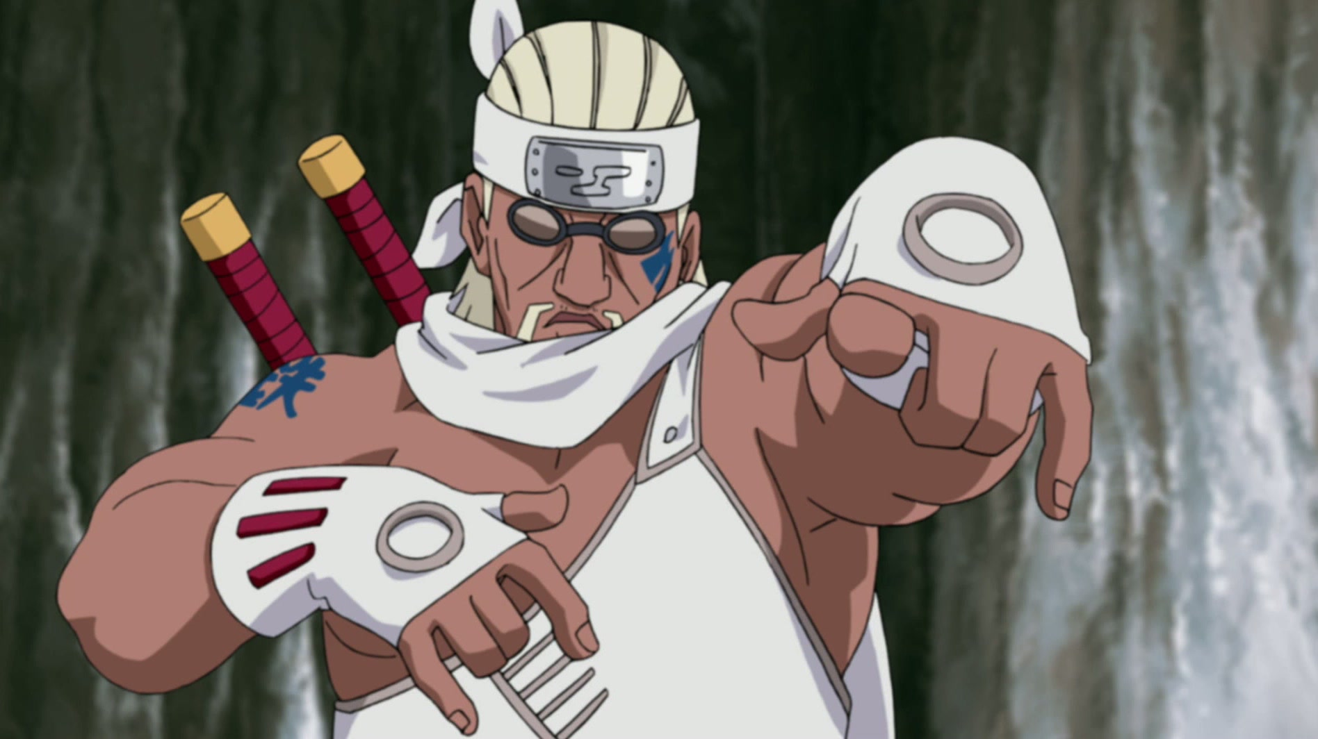 Naruto Shippuden: The Assembly of the Five Kage Episode 206