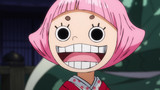 One Piece Wano Kuni Episodio 927