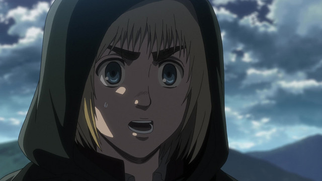 Attack on Titan Season 3 Episode 51, Thunder Spears, - Watch