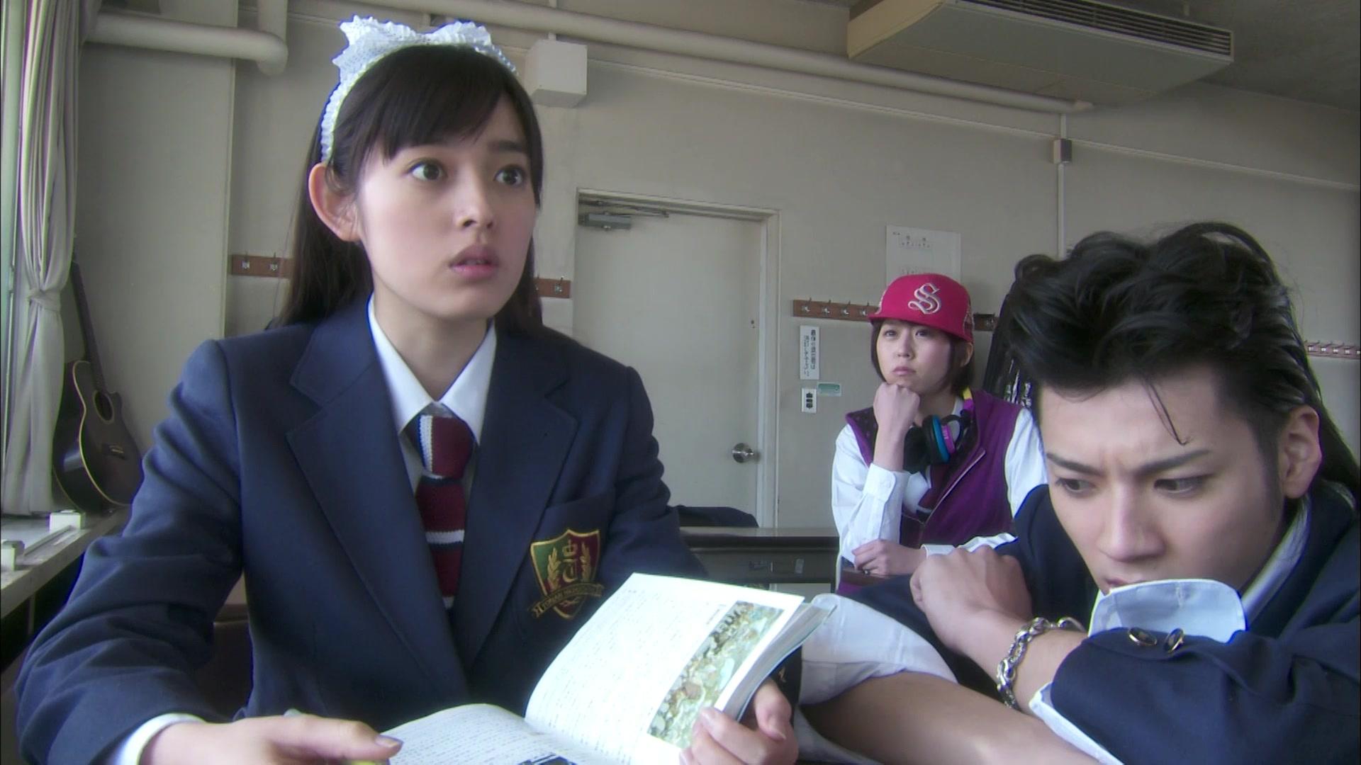 Mischievous Kiss - Love in Tokyo Episode 2, Entrance Exam of Love