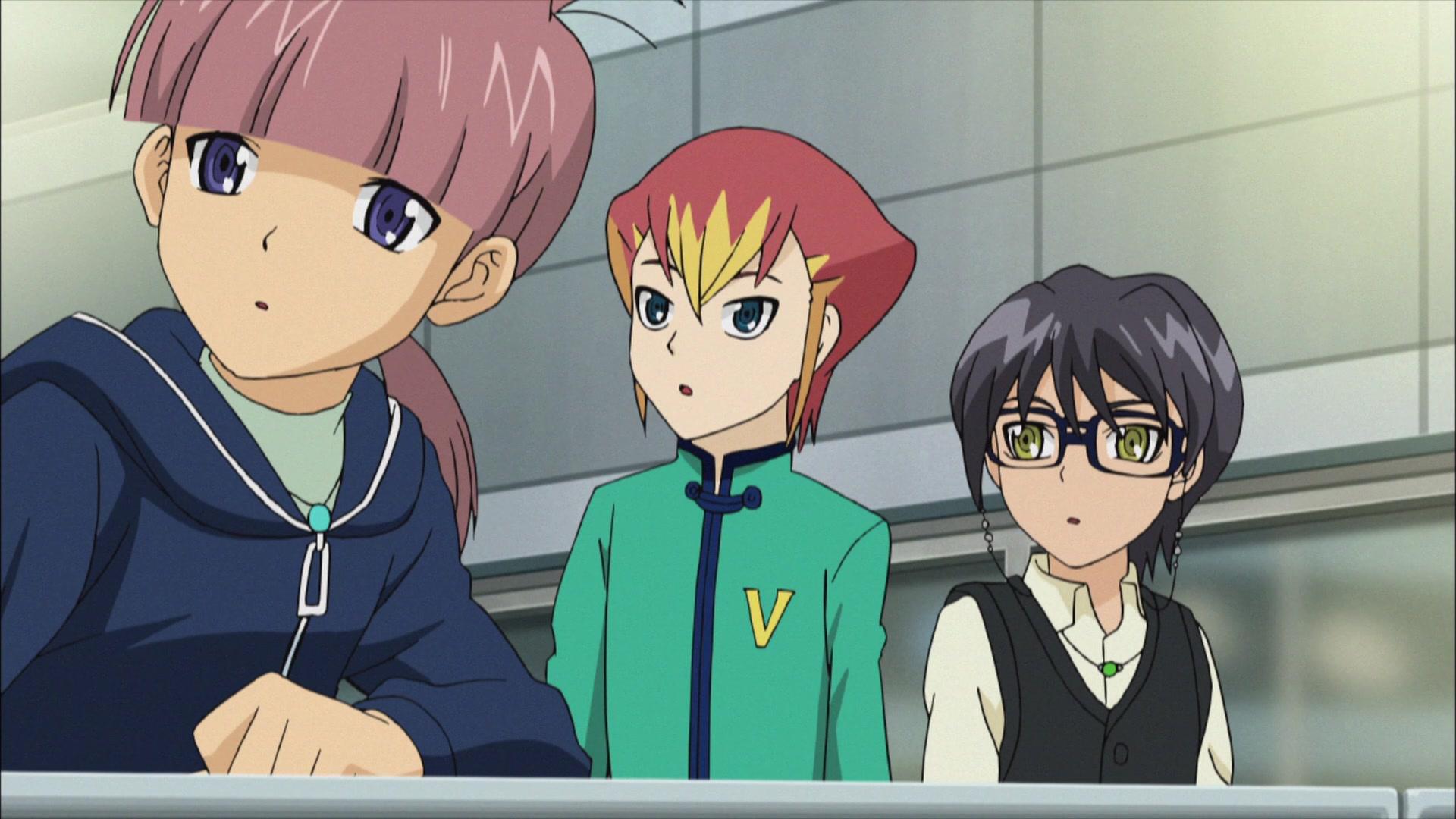 cardfight vanguard episode 167 anime4fun