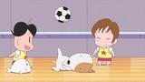 Shonen Ashibe GO! GO! Goma-chan Episode 116