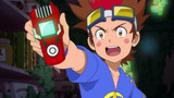 Digimon Xros Wars - The Young Hunters Who Leapt Through Time Episode 61