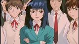 Onizuka contra el ardiente profesor de Educación Física