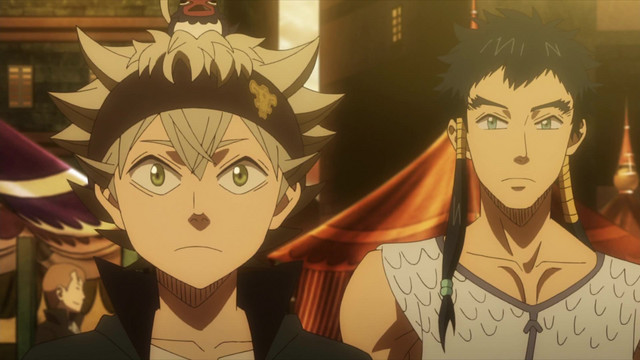 Black Clover Episode 67, A Fun Festival Double Date, - Watch