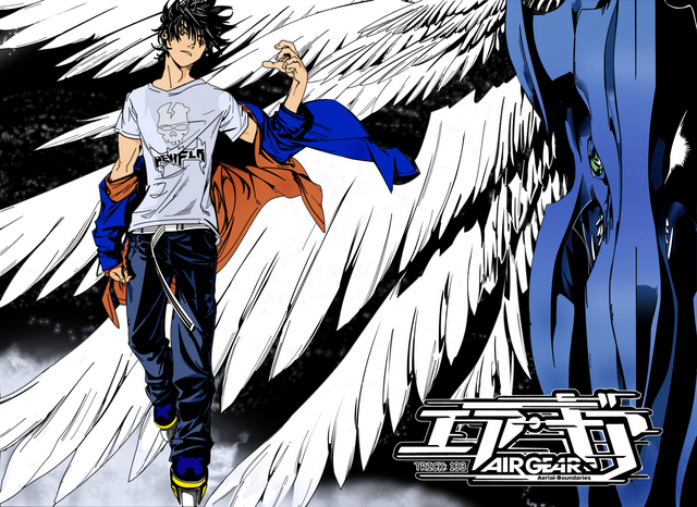 Air gear Nude Photos 7