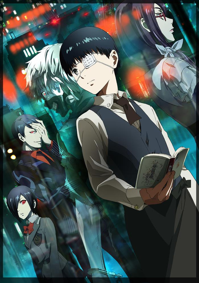 Watch It Here Tokyo Ghoul