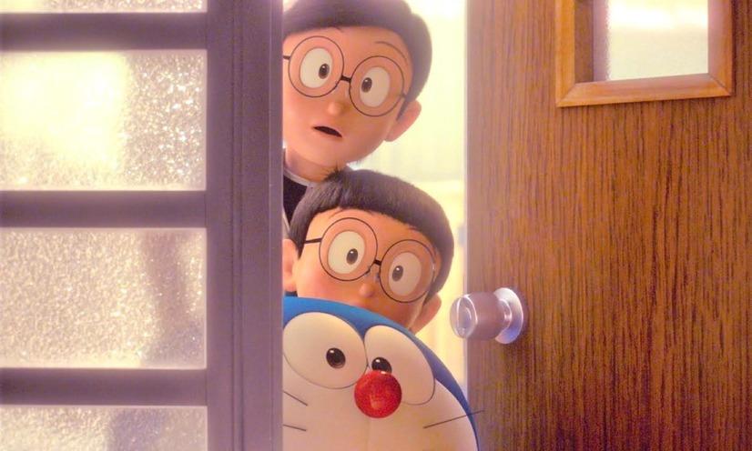 Doraemon, Nobita y Nobita en Stand by Me Doraemon 2