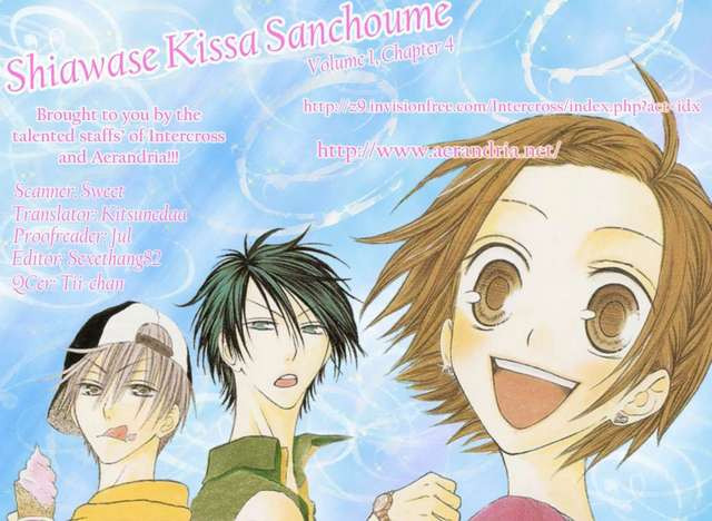 Crunchyroll - Forum - Shiawase Kissa Sanchoume