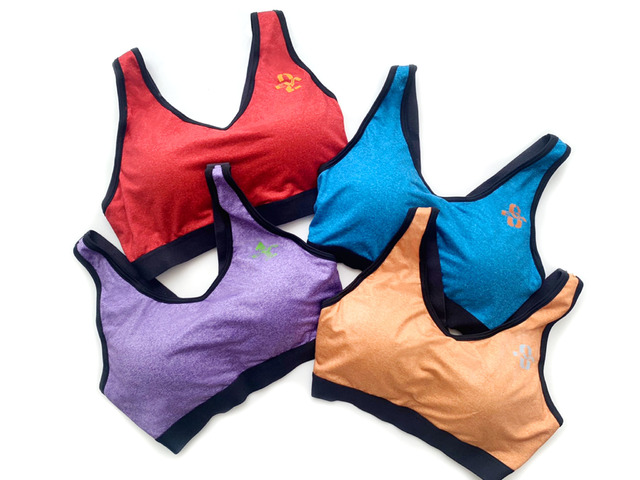 Evangelion sports bras