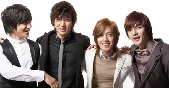 Boys Before Flowers Main Cast Leaves for Japan!!! (more info)