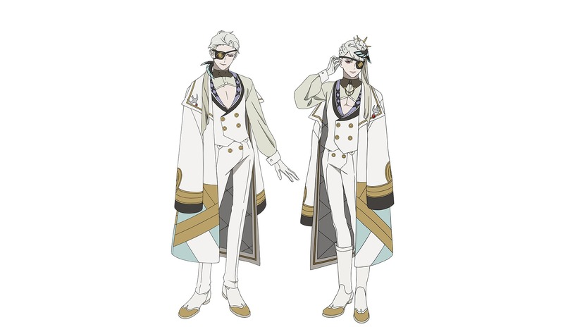 ECLIPSE - Stage costumes