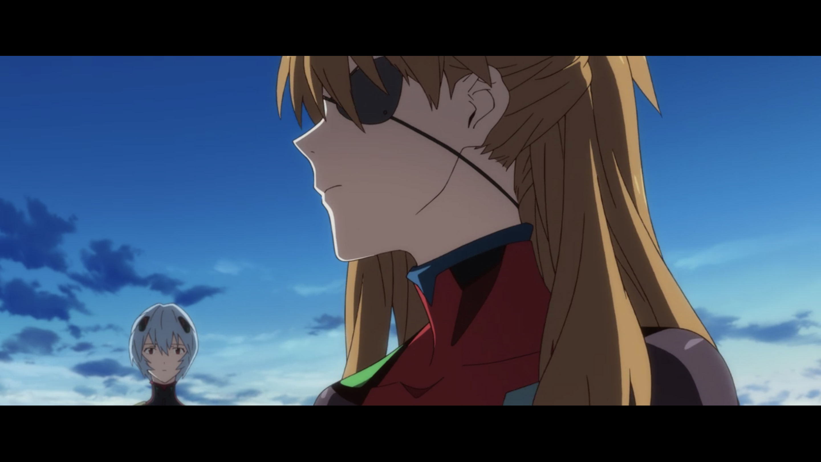 Evangelion 3.0+1.01: Thrice Upon a Time