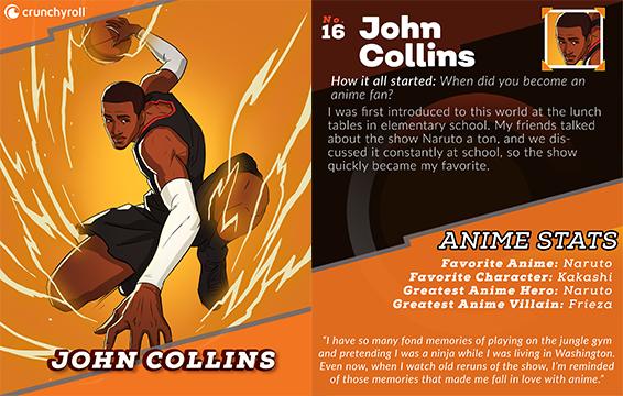 John Collins Card