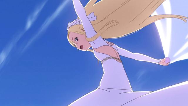 Crunchyroll Mari Okada S Maquia Anime Film To Screen In Canada