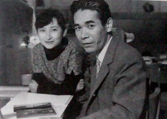 Kazuko Nakamura and Akira Daikuhara
