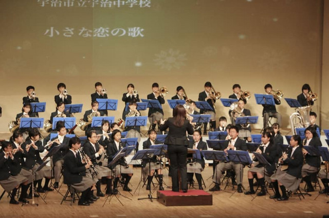Kyoto Animation concert in Uji