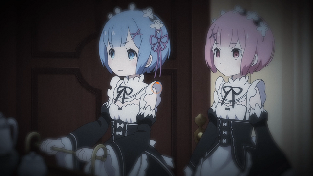 Rem and Ram in Re:Zero