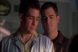 Oriental homo pair make love