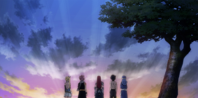 fairytail overview end