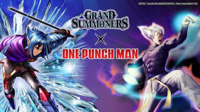 Crunchyroll - One-Punch Man Season 2 Event Takes the Fight