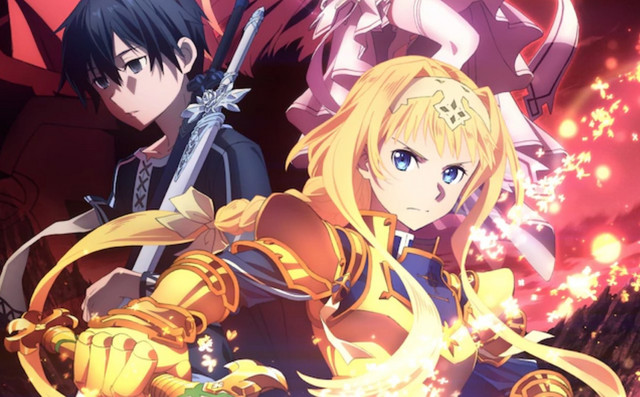 Sword Art Online: Alicization - War of the Underworld