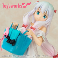 A New 1 7 Scale Figure Of Sagiri Izumi The Main Heroin Popular TV Anime Eromanga Sensei From Its Toysworks Brand For June 2018 Release