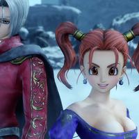 Dragon Quest Heroes 2 Jessica